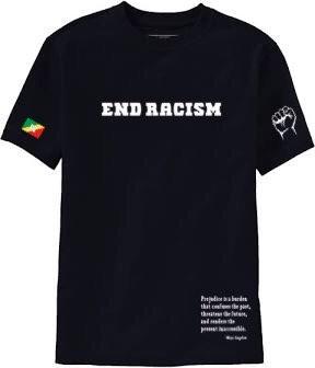 End Racism Tee