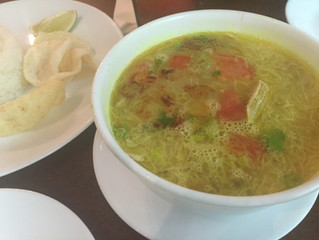 Hidden Indonesian Soups at Sky Cafe