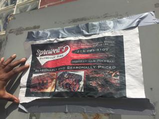 South Philly Street Corner BBQ