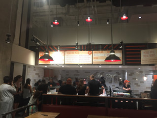 Blaze Pizza Opens With Free Pizza Tonight In University City