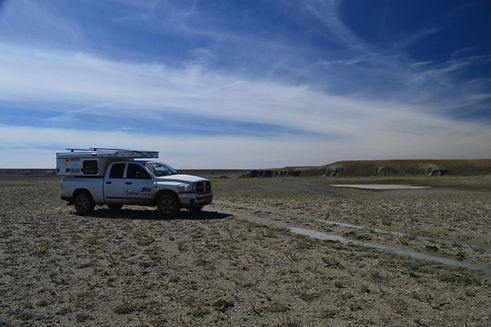Options Four Wheel Campers Jackson Hole