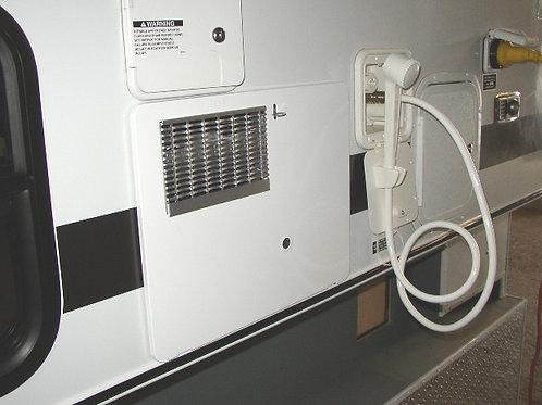 DSI Hot Water w/ Outside Shower