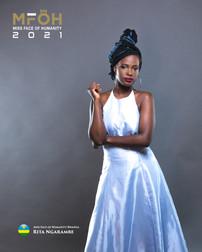 Miss Face of Humanity Rwanda 2021