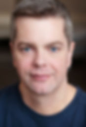 Chuck Morris Dramatic Headshot Fall 2018