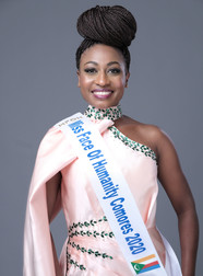 Miss Face of Humanity Comores 2021