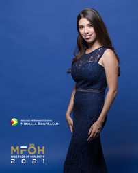 Miss Face of Humanity Guyana 2021