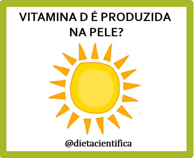 Os caminhos da vitamina D... da pele até seus tecidos alvo.