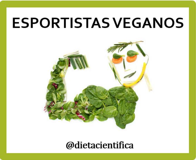 Atletas veganos???