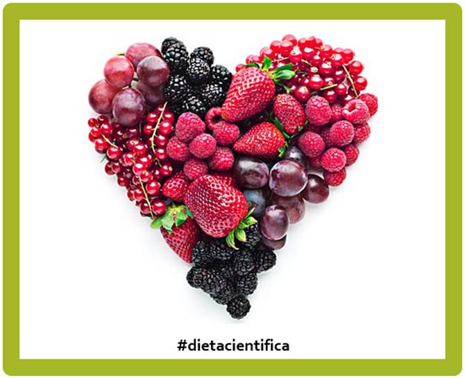 O poder antioxidante das berries