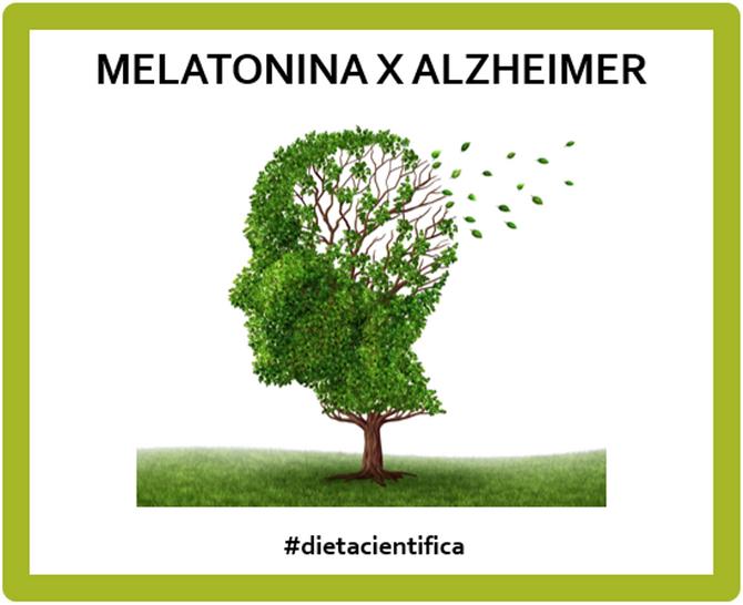 Melatonina X Alzheimer