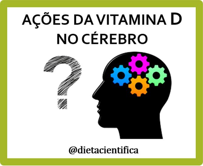 Vitamina D no cérebro?