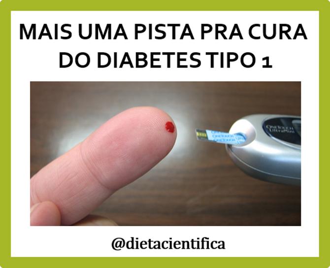 A cura pro Diabetes tipo 1 cada vez mais perto