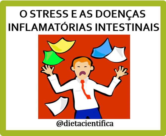 Stress ama a inflamação!