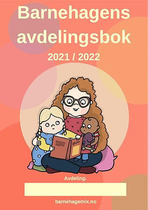 Barnehagens avdelingsbok 2021/2022