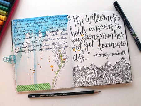 Keeping a Travel Journal: My Top 3 Tips!
