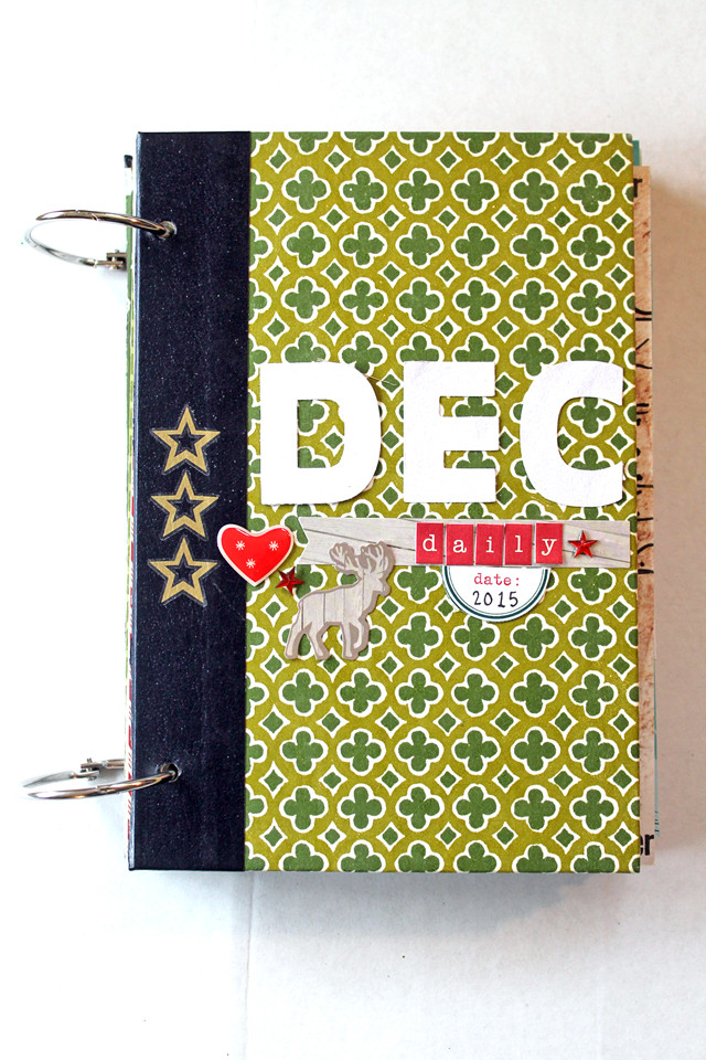 A December Daily, #30lists album by @punkprojects