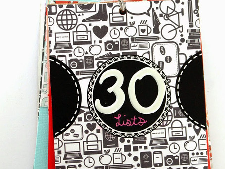 30 Days of Lists – March 2015