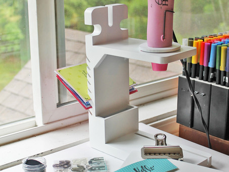 Product Review: Totally Tiffany Embossing Station