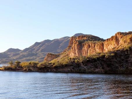 Saguaro Lake Photography