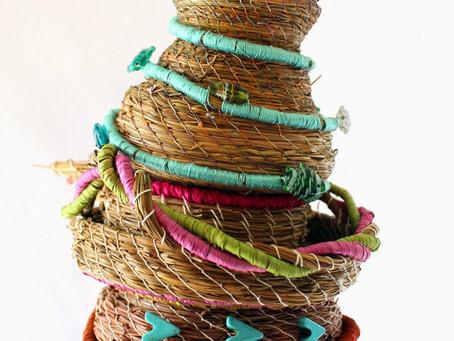 Adventures in Pine Needle Basketry – part 3