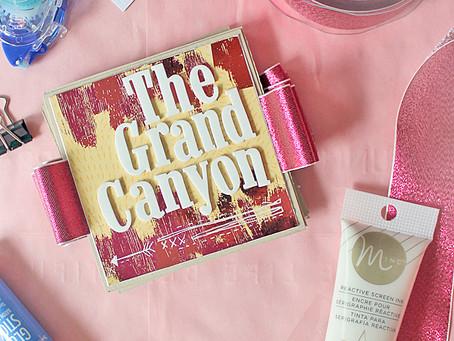 Grand Canyon – Ribbon Mini Album