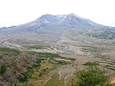 Mount St Helens Photography