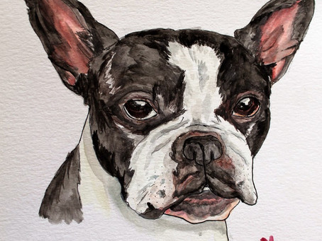 Adventures in Watercolor Portraits