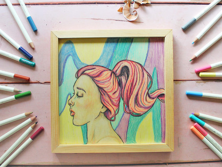 5 Tips for Using Colored Pencils on Wood