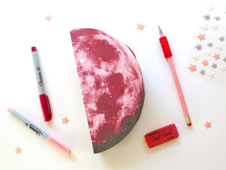 A Pink Moon Journal