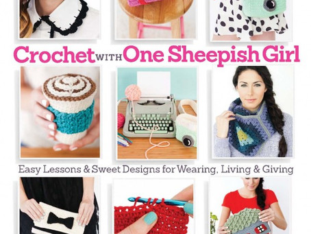 Book Review- Crochet with One Sheepish Girl
