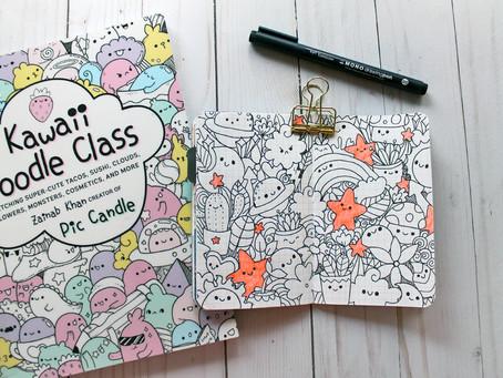 Book Review: Kawaii Doodle Class