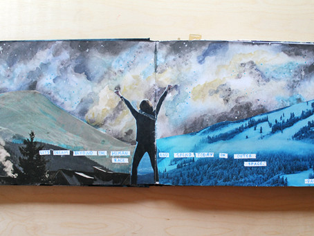 The Blue Color Chaos Journal