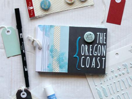 Oregon Coast Mini Album (NSD 2016)