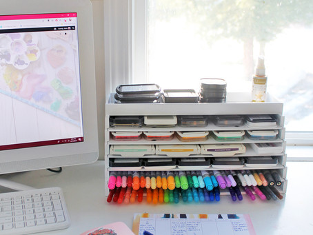 Product Review: Desk Maid XL Pen & Ink Palace