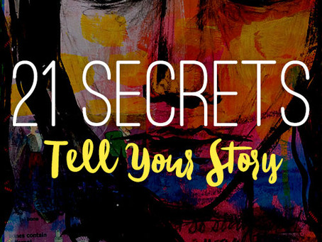 Art Journal Workshop: 21 Secrets – Tell Your Story