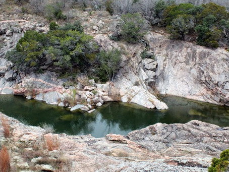 Photographing Inks Lake + Astrophotography