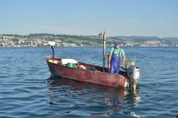 Berufsfischer Urs