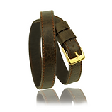 RM101 jewelry leather strap  - cow leather - price: € 250,00