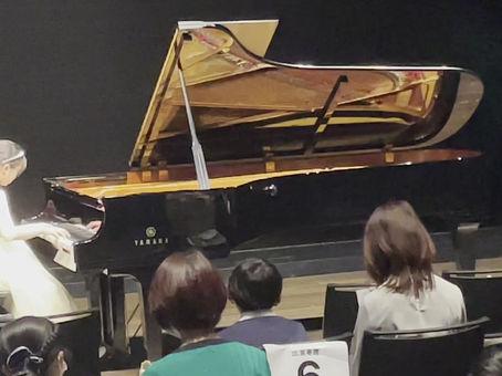 ピティナ・コンペティションC級地区予選〜小学生の素晴らしい演奏〜
