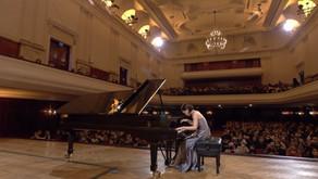 感動の演奏♪昨夜の小林愛美さんの素晴らしい演奏をライブで聴いて〜