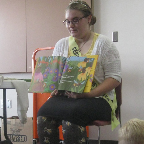Abigail Kelly - Story Time