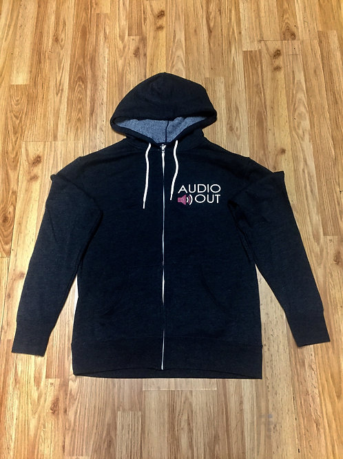 Audio Out Hoodie (Large)