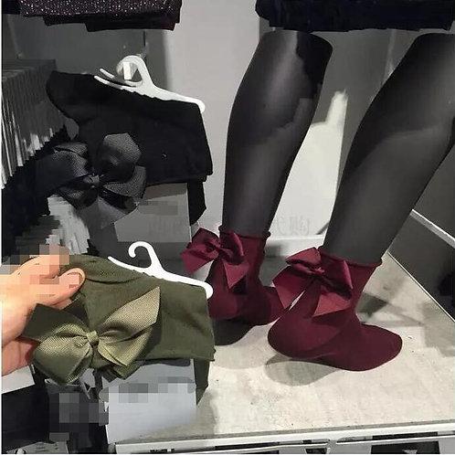 Bow Tie Socks