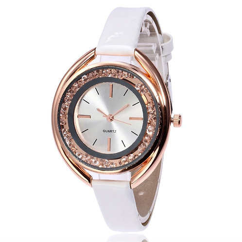 Swarovski Inspired Crystal Watch