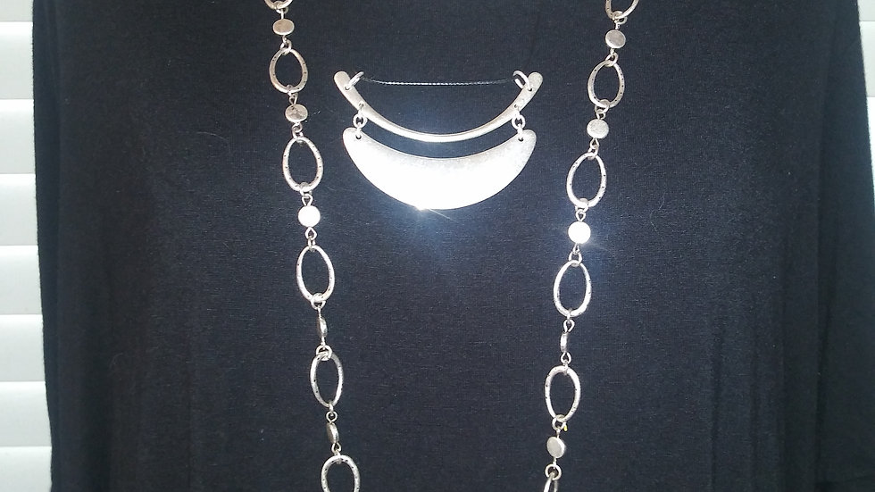 Artsy - Two necklace set