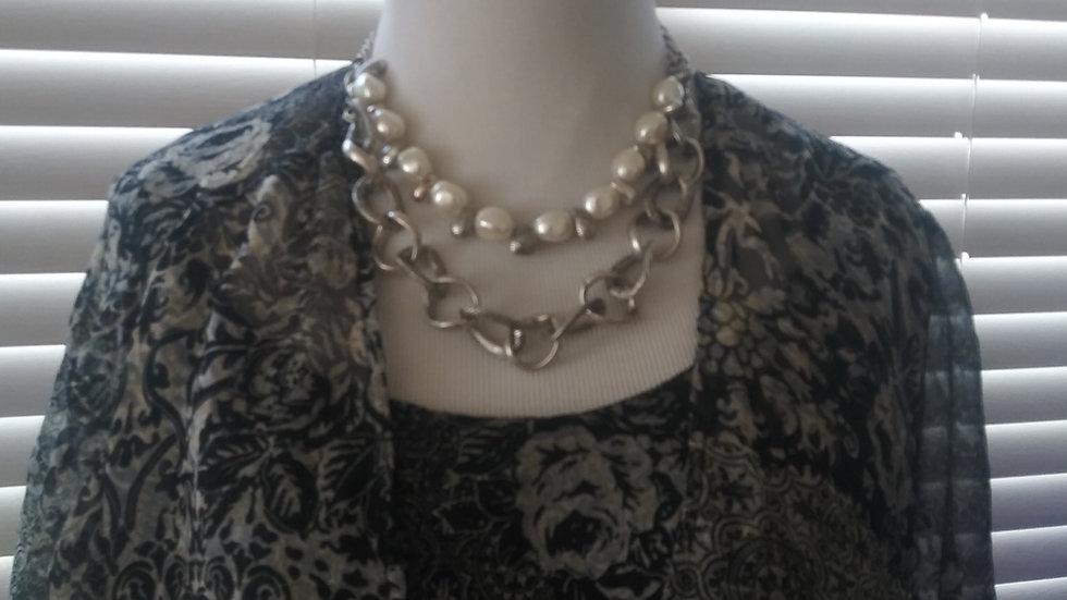 Britton 2 pc necklace set