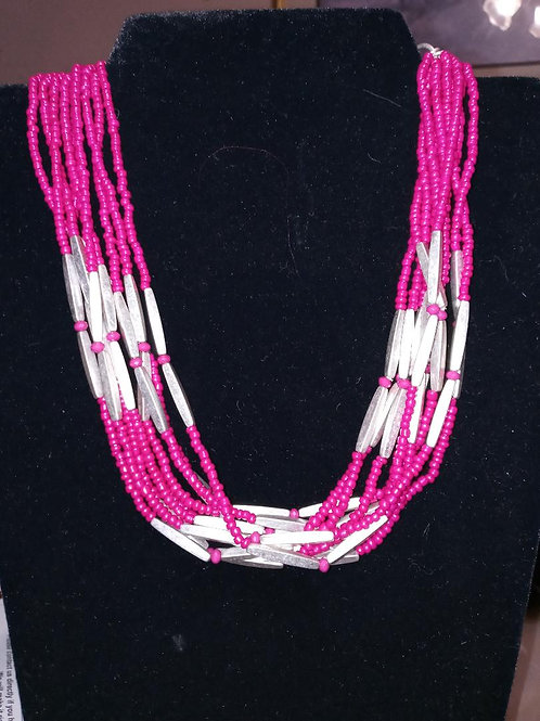 berry bright necklace