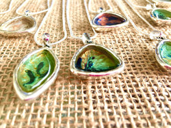 Petit sized pendants