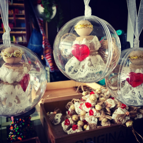 Angel baubles
