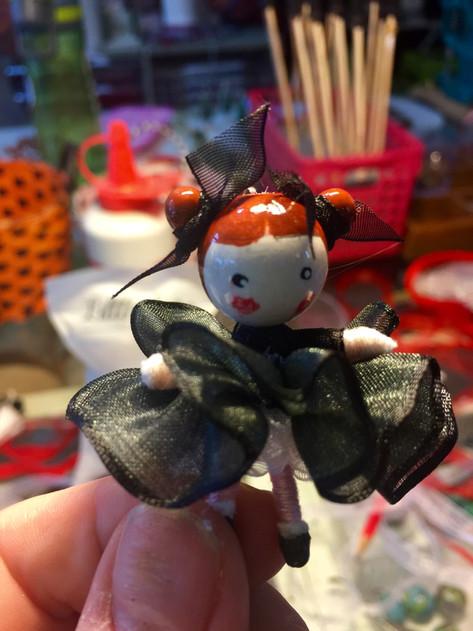 Tiny dolls